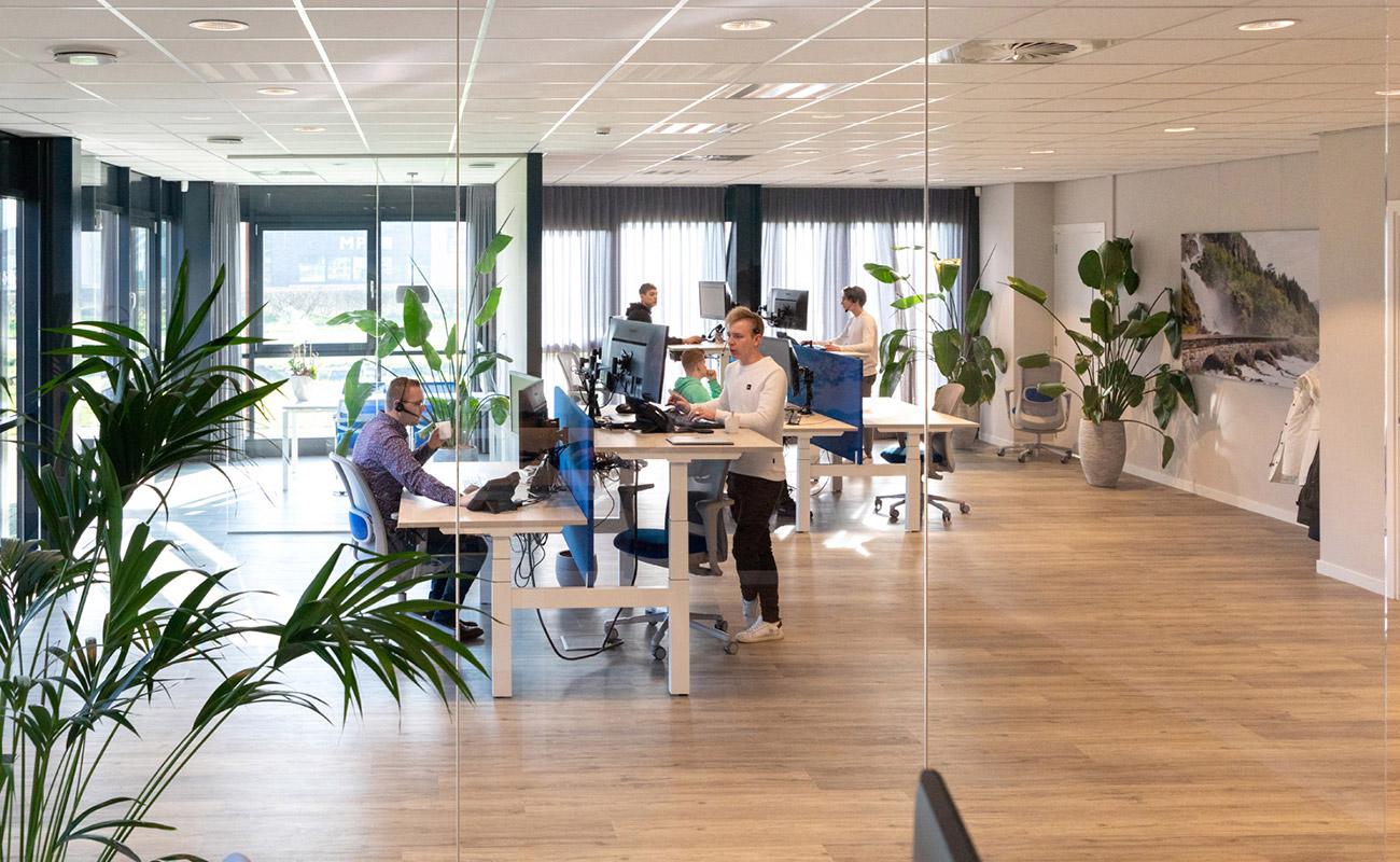 Ook een moderne werkplek voor uw organisatie?