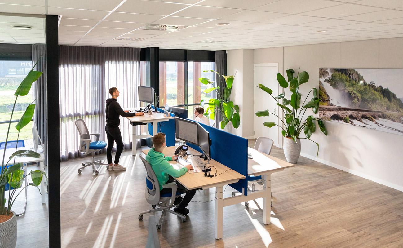 Ook een online werkplek creëren?