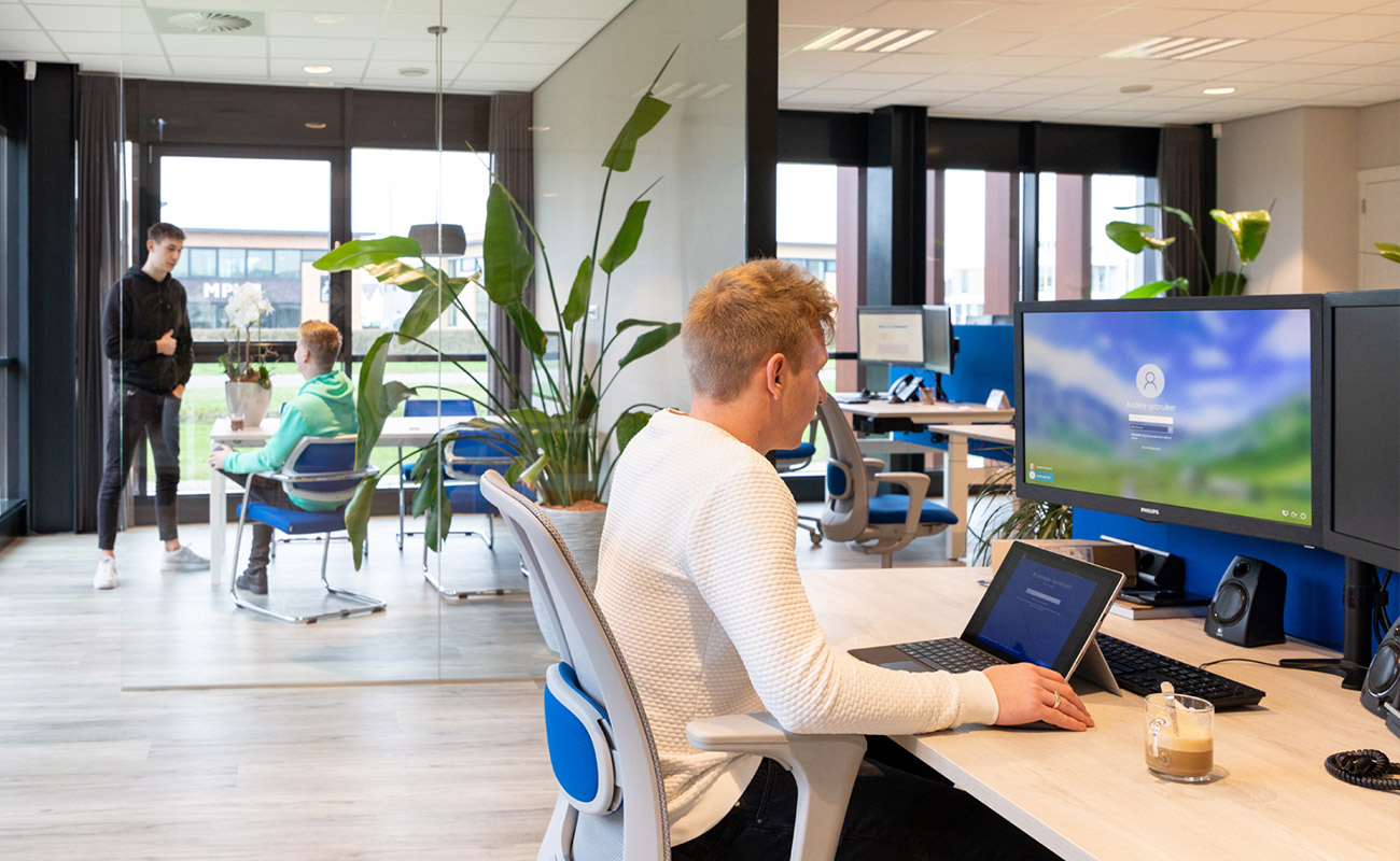 Voordelen van een digitale werkplek